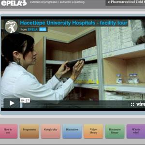ePELA Hacettepe University Hospitals - facility tour
